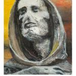 Le don du pardon : Huile sur toile 61x50cm